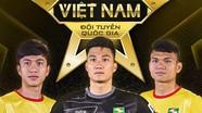 Các cầu thủ SLNA chuẩn bị tiếp thêm sức mạnh cho HLV Park và tuyển Việt Nam
