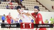 ĐT Việt Nam giành vé dự VCK futsal World Cup 2021;Duy Mạnh, Đình Trọng khiến người hâm mộ sốt vó