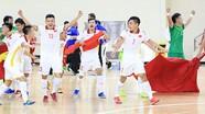 VCK Futsal World Cup: Việt Nam chạm trán Brazil; VFF và UAE thống nhất mở rộng quan hệ hợp tác