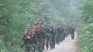 Bộ CHQS tỉnh Nghệ An thông qua ý định diễn tập Khu vực phòng thủ cấp huyện năm 2021