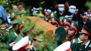 Nghệ An lên kế hoạch an táng các quân nhân hy sinh khi cứu hộ ở Rào Trăng 3