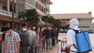 Nghệ An: Hơn 400 công dân trở về quê từ các địa phương có dịch