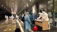 Nghệ An xét nghiệm, cách ly người đàn ông từng ghé sân bay Vân Đồn về bị ho
