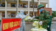 Hơn 100 người ở Nghệ An phải đón Giao thừa trong khu cách ly tập trung