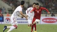 Việt Nam đá nốt vòng loại World Cup tại UAE; Quế Ngọc Hải tái xuất