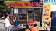 Ngành Giáo dục Nghệ An cảnh báo về những chiếc xe lưu động bán đồ ăn trước cổng trường