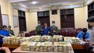 Người đàn ông bị bắt khi đang vận chuyển hơn 2 tạ ma túy ở Nghệ An