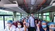 200 nhân viên y tế Nghệ An sẵn sàng lên đường hỗ trợ TP. Hồ Chí Minh chống dịch