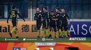 Hightlight U23 Malaysia 1 - 1 U23 Jordan (VCK U23 châu Á)