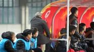 Những biểu cảm đáng yêu của HLV Park Hang Seo tại VCK U23 châu Á