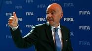 Đội tuyển U23 mời chủ tịch FIFA đến Việt Nam
