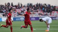 Quế Ngọc Hải trở lại ấn tượng, ĐT Việt Nam cầm hòa Jordan