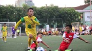 U11 SLNA chính thức đoạt vé vòng chung kết Nhi đồng toàn quốc 2018