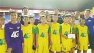 U11 SLNA gặp U11 Phù Đổng Hà Nội tại Tứ kết Nhi đồng toàn quốc