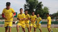 Danh sách U21 SLNA tham dự vòng loại U21 Quốc Gia 2018