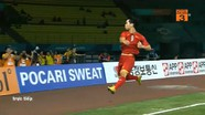Bàn thắng của Công Phượng đưa Olympic Việt Nam vào tứ kết Asiad