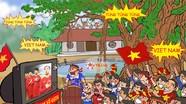 Olympic Việt Nam nhận được sự ủng hộ nhiệt tình từ CĐV Đông Nam Á