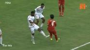 QUAY CHẬM: Hai tình huống cầu thủ UAE chạm tay, trọng tài làm ngơ