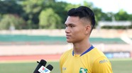 HLV SLNA và Phạm Xuân Mạnh nói gì trước trận bán kết lượt về Cúp QG?