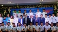 Đội bóng của Triệu Quang Hà và Nguyễn Hồng Sơn chiêu mộ 7 cầu thủ trẻ SLNA