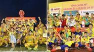 """Đội tuyển trẻ thất bại vì """"ghẻ lạnh"""" nhà vô địch SLNA & Đồng Tháp?"""