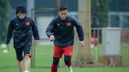 Vì sao Quế Ngọc Hải phải tập riêng trước trận chung kết AFF Cup 2018?