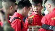 Hình ảnh tuyển Việt Nam lên đường sẵn sàng chinh phục Asian Cup 2019