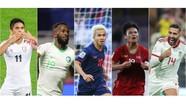 Siêu phẩm của Quang Hải vào Top 10 bàn thắng đẹp nhất vòng bảng Asian Cup 2019