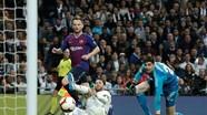 Bảng xếp hạng 5 giải VĐQG hàng đầu châu Âu: Barcelona lần đầu dẫn trước Real Madrid