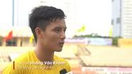 HLV Nguyễn Đức Thắng và cầu thủ SLNA hưng phấn trước đại chiến gặp Hà Nội