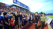 Điểm nhấn vòng 4 V.League: 'Vỡ sân' Hà Tĩnh, nhóm dưới trỗi dậy