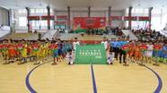 Thắng trận liên tiếp, U11 SLNA chắc suất vào Tứ kết Giải Nhi đồng toàn quốc 2020