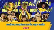 Những khoảnh khắc đáng nhớ nhất của các đội bóng SLNA năm 2020