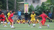 Nâng cao chất lượng và số lượng VĐV bóng đá năng khiếu cho lò SLNA