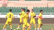 Không khí buổi tập của SLNA trước trận gặp CLB TP. Hồ Chí Minh