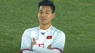 Khoảnh khắc ăn mừng của Văn Thanh vào đề thi học sinh giỏi