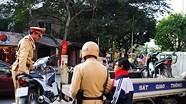 Công an huyện Hưng Nguyên thông báo truy tìm chủ sở hữu phương tiện bị tạm giữ