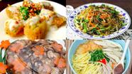 Chế biến đồ ăn còn lại sau Tết thành những món ngon hấp dẫn