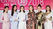 10 Hoa hậu, Á hậu Việt Nam rạng rỡ hội ngộ