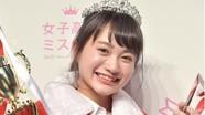 """Nhan sắc gây tranh cãi của """"nữ sinh trung học đẹp nhất Nhật Bản"""""""