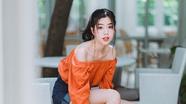 Những lưu ý để bạn gái đẹp nhất khi mặc áo trễ vai