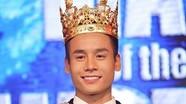 Người mẫu Việt 23 tuổi đoạt danh hiệu 'Man Of The World'
