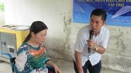 41 người khuyết tật ở Nghĩa Đàn được tặng xe lăn