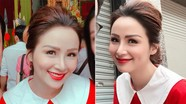 Hoa hậu Diễm Hương im lặng trước tin đồn phẫu thuật thẩm mỹ