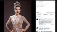 """Lộ diện người đẹp """"mới toanh"""" của showbiz Việt dự thi Hoa hậu Trái đất 2018"""