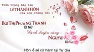 Ca sỹ Phương Thanh gây xôn xao khi đăng thiệp cưới trên trang cá nhân