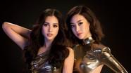 Mỹ Linh, Tiểu Vy diện đầm xẻ gợi cảm, làm đại sứ Miss World Việt Nam