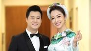 """Hoa hậu Jennifer Phạm """"thả tim"""" bên chồng cũ Quang Dũng tại sự kiện"""