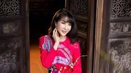 MC Thanh Mai gợi ý áo dài Tết cho chị em trung niên