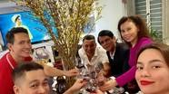 Sao Việt sum vầy bên gia đình ngày đầu tiên năm Kỷ Hợi